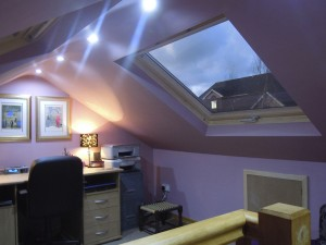 Velux Conversion Ashton